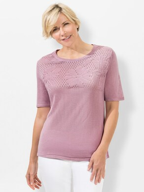 Pullover - hortensie