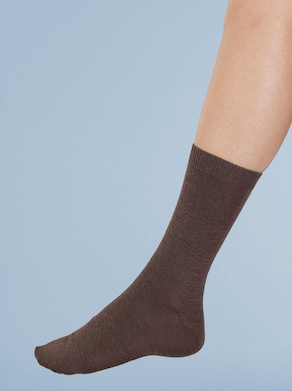 Rogo Socken - braun