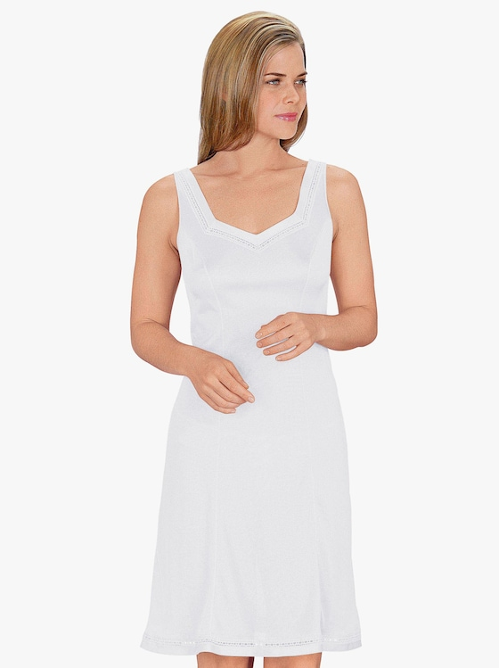 Südtrikot Unterkleid - weiß