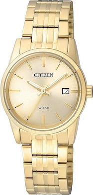Citizen Quarzuhr - goldfarben