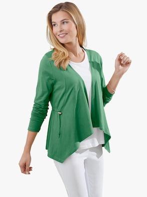 Shirtjasje - groen