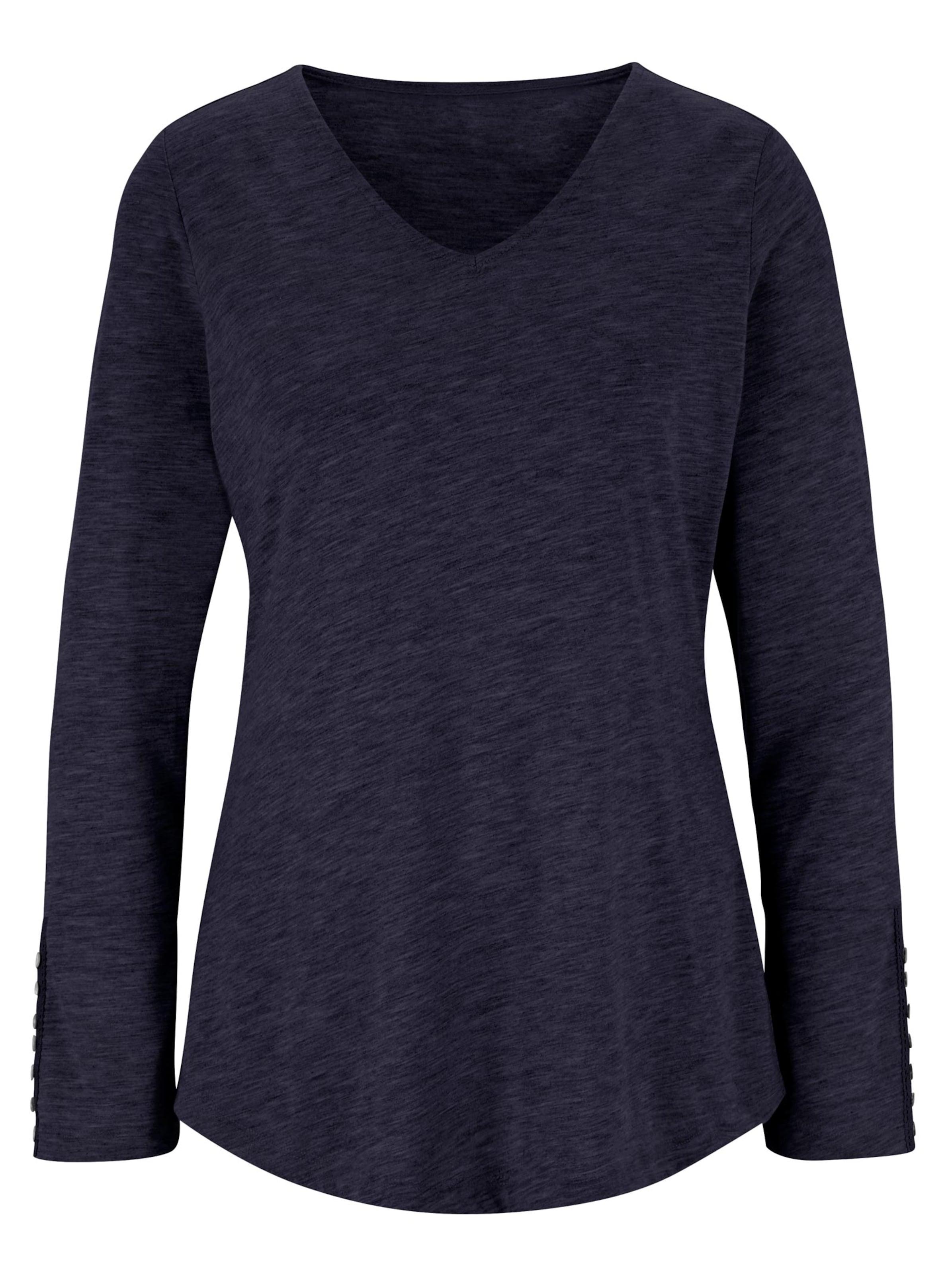 linea tesini - Witt Weiden Damen Shirt marine