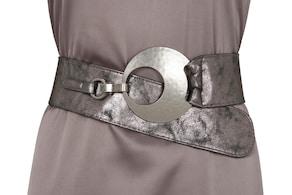 heine Ceintuur - zilverkleurig/metallic