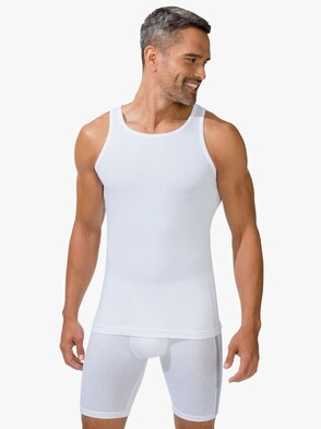 Unterhemd - weiß