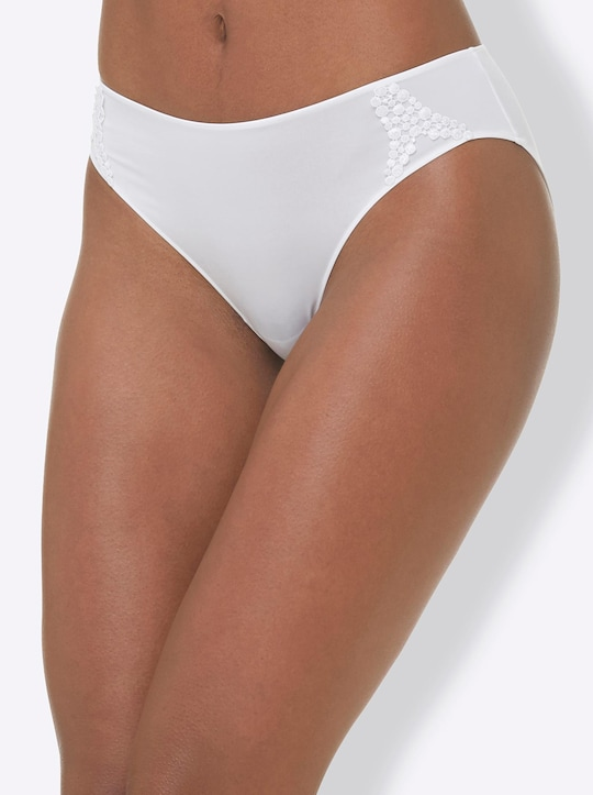 Viania Slip - weiß