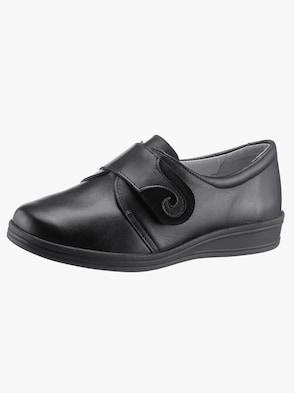 Klettschuh - schwarz