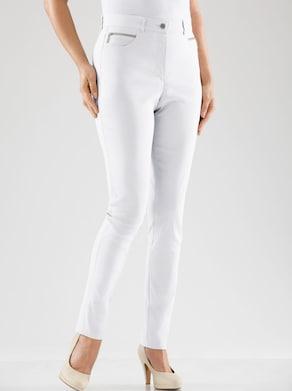Stehmann Comfort line Hose - weiß