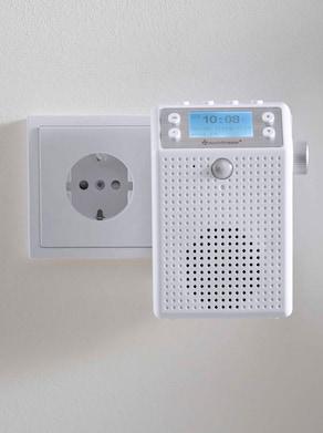 heine home Radio - weiß