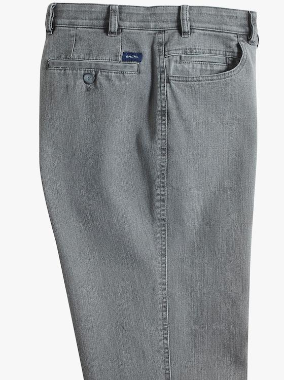 Brühl Jeans - grey-denim