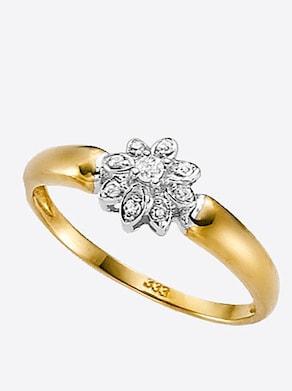Ring - Gelbgold 333