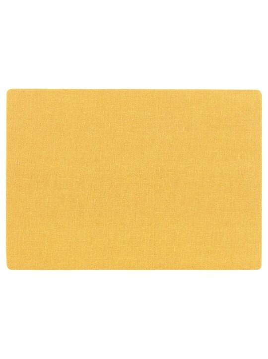 Tischwäsche - gelb