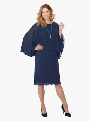 Šaty - Kráľovská modrá
