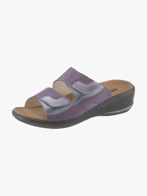 Slippers - lila