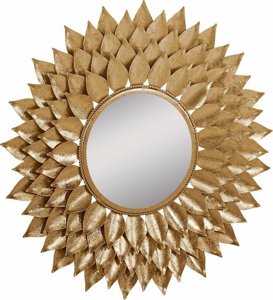 Leonique Spiegel - goldfarben