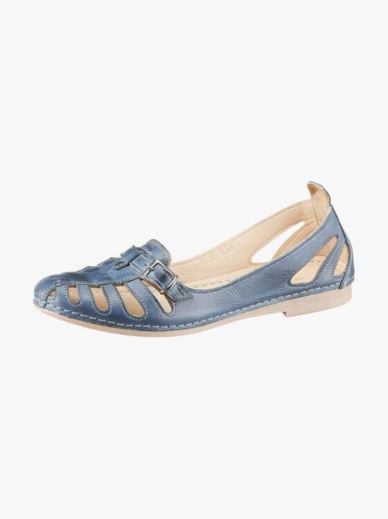 Gemini Slipper - jeansblau