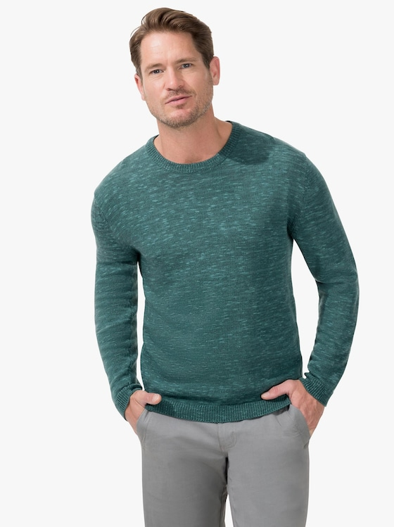 Catamaran Pullover - grün