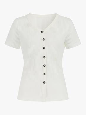 Collection L Shirt - ecru