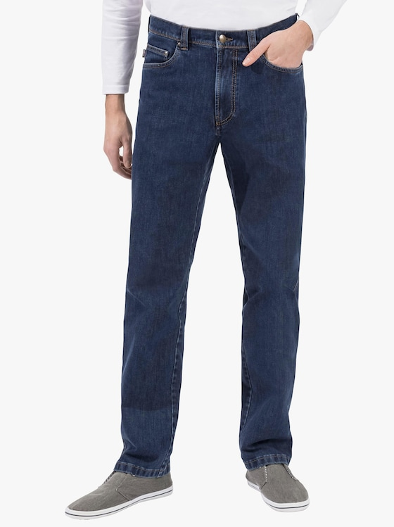 Brühl Jeans - darkblue-stone-washed