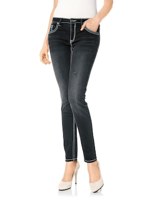 Best Connections Jeans - black denim