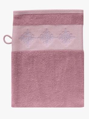Handtuch - rosenholz