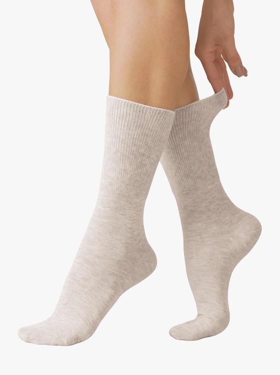 wäschepur Ponožky - béžová