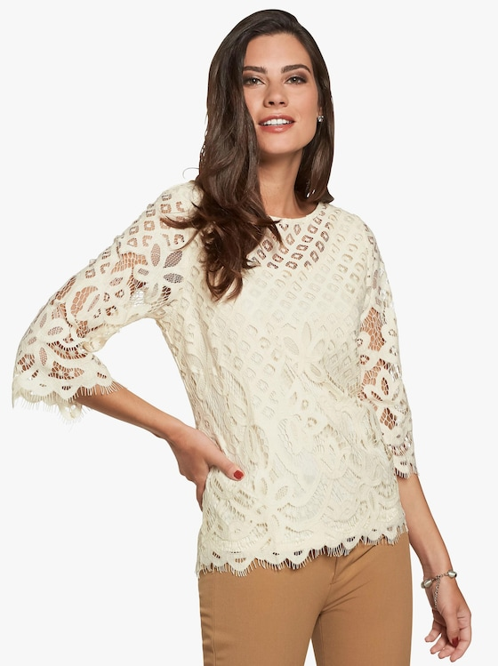Fair Lady Shirt - natur