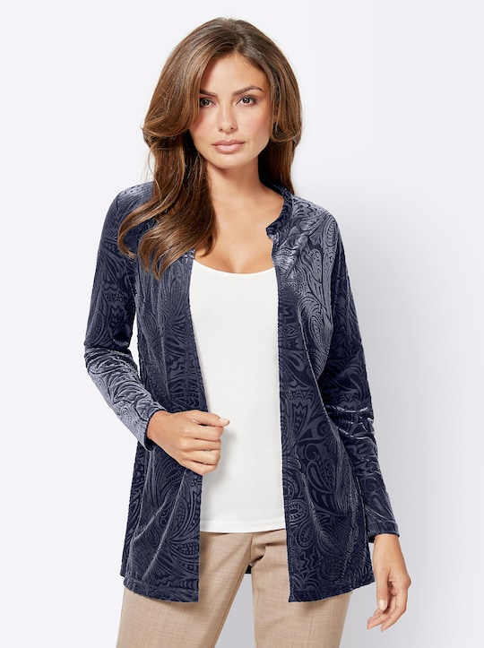 Fair Lady Shirtjacke - marine