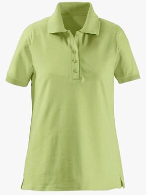 Poloshirt - pistazie