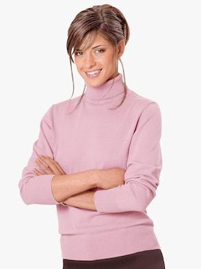 Pullover - rosenholz