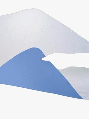 Saug- und Schutzauflage - weiß