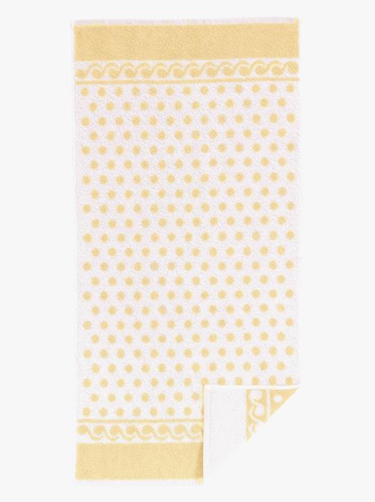 Ross Handtuch - geel