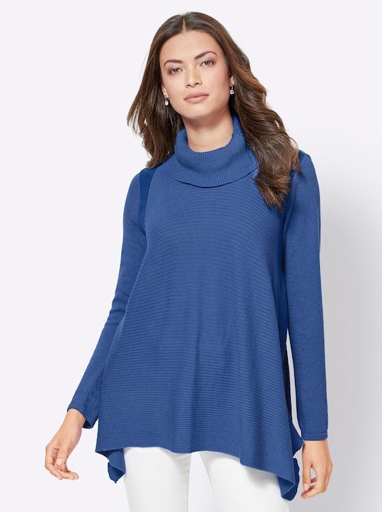 Pullover - kornblume