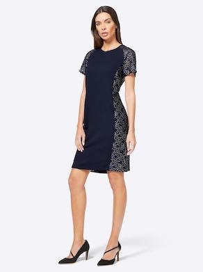 Patrizia Dini Kleid - schwarz