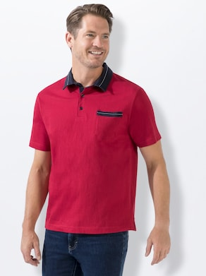 Catamaran Kurzarm-Shirt - rot