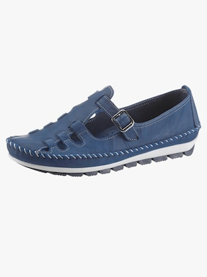 Gemini Slipper - royalblau