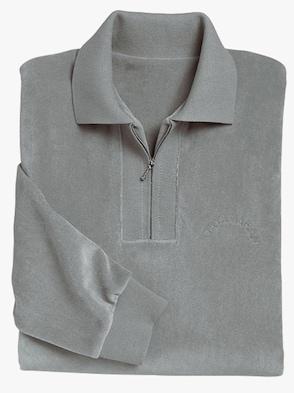 Sweatshirt - silbergrau