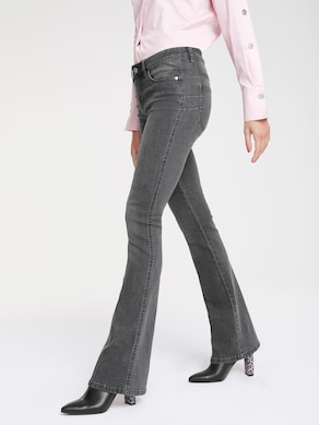 Rick Cardona Bauchweg-Jeans - grey denim