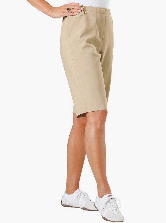 Bermudas - beige