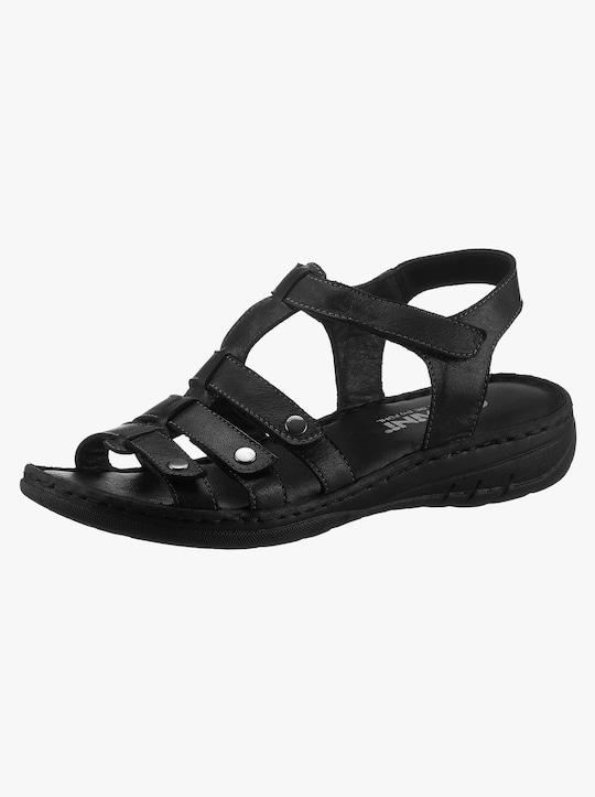 Gemini Sandale - schwarz