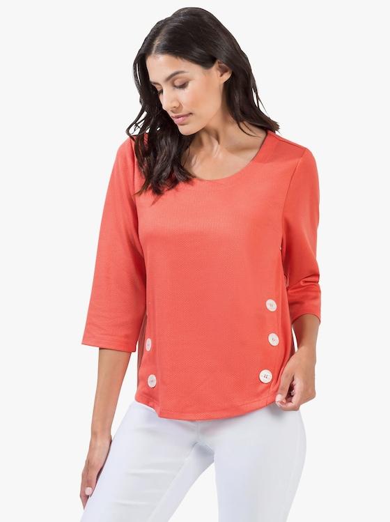 Shirt - koralle