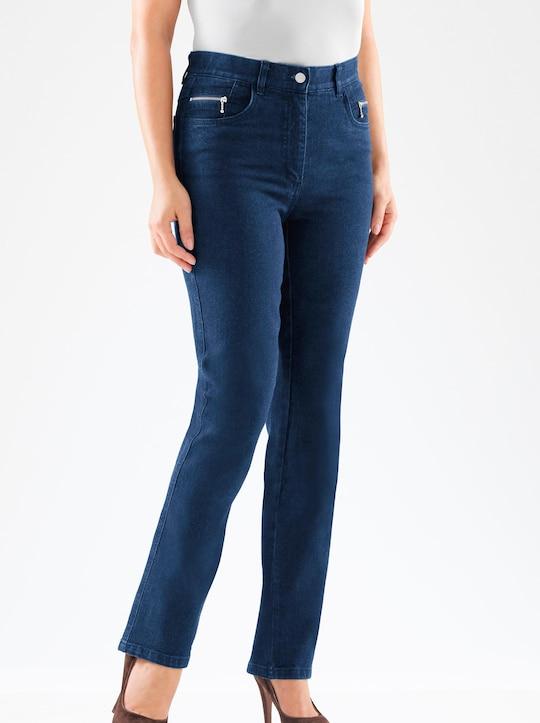 Collection L Jeans - dark blue