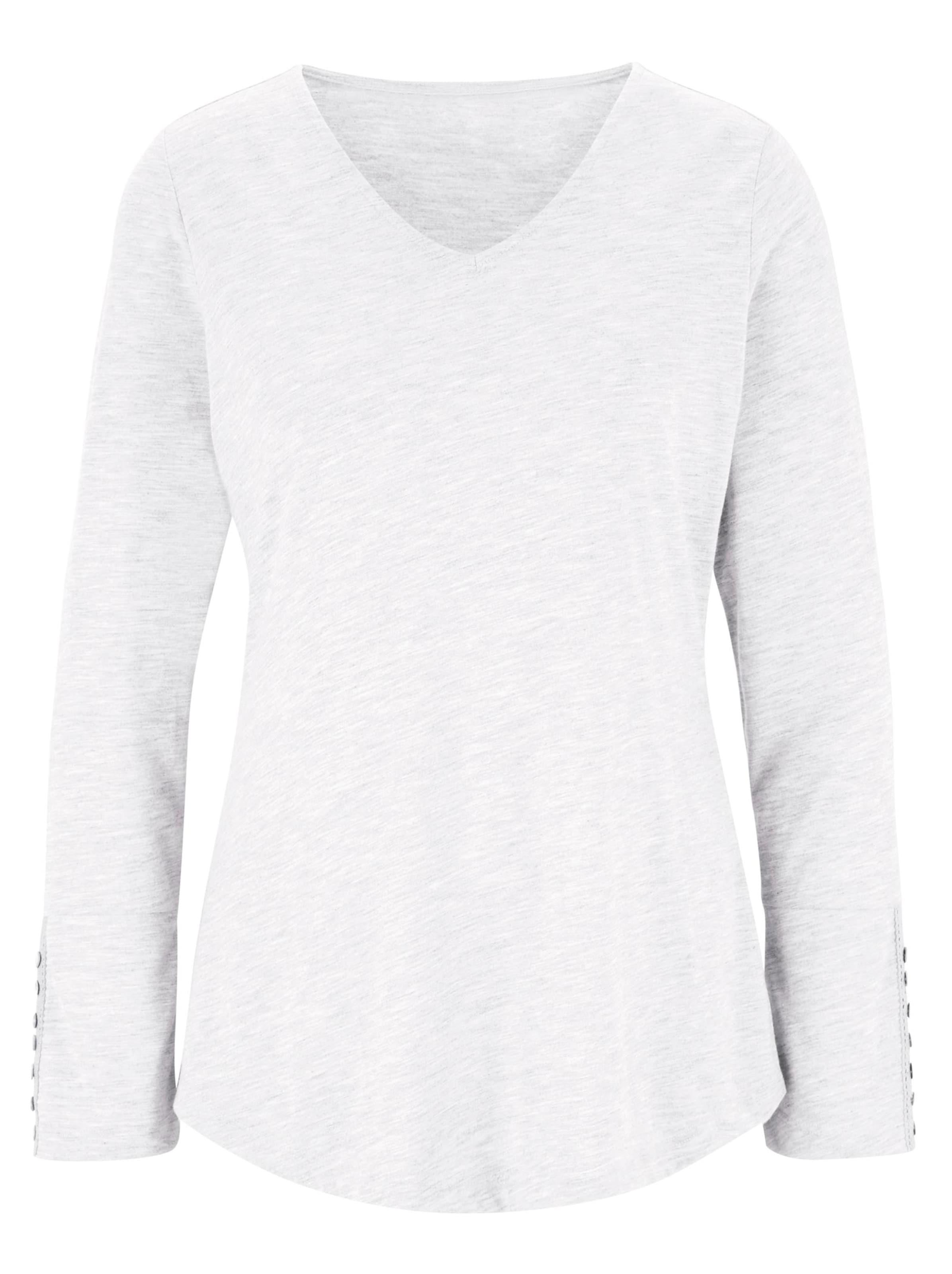 linea tesini - Witt Weiden Damen Shirt weiß