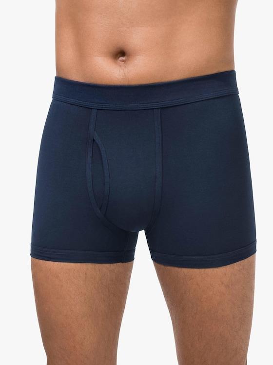 Pants - marine