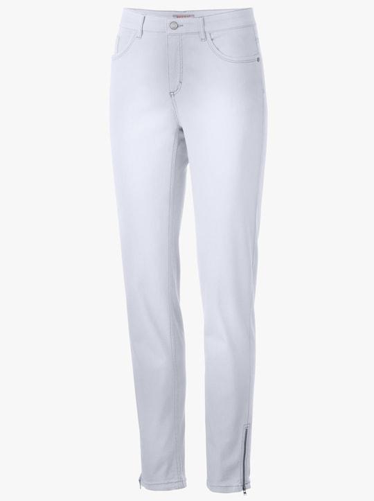 Ascari Jeans - weiß
