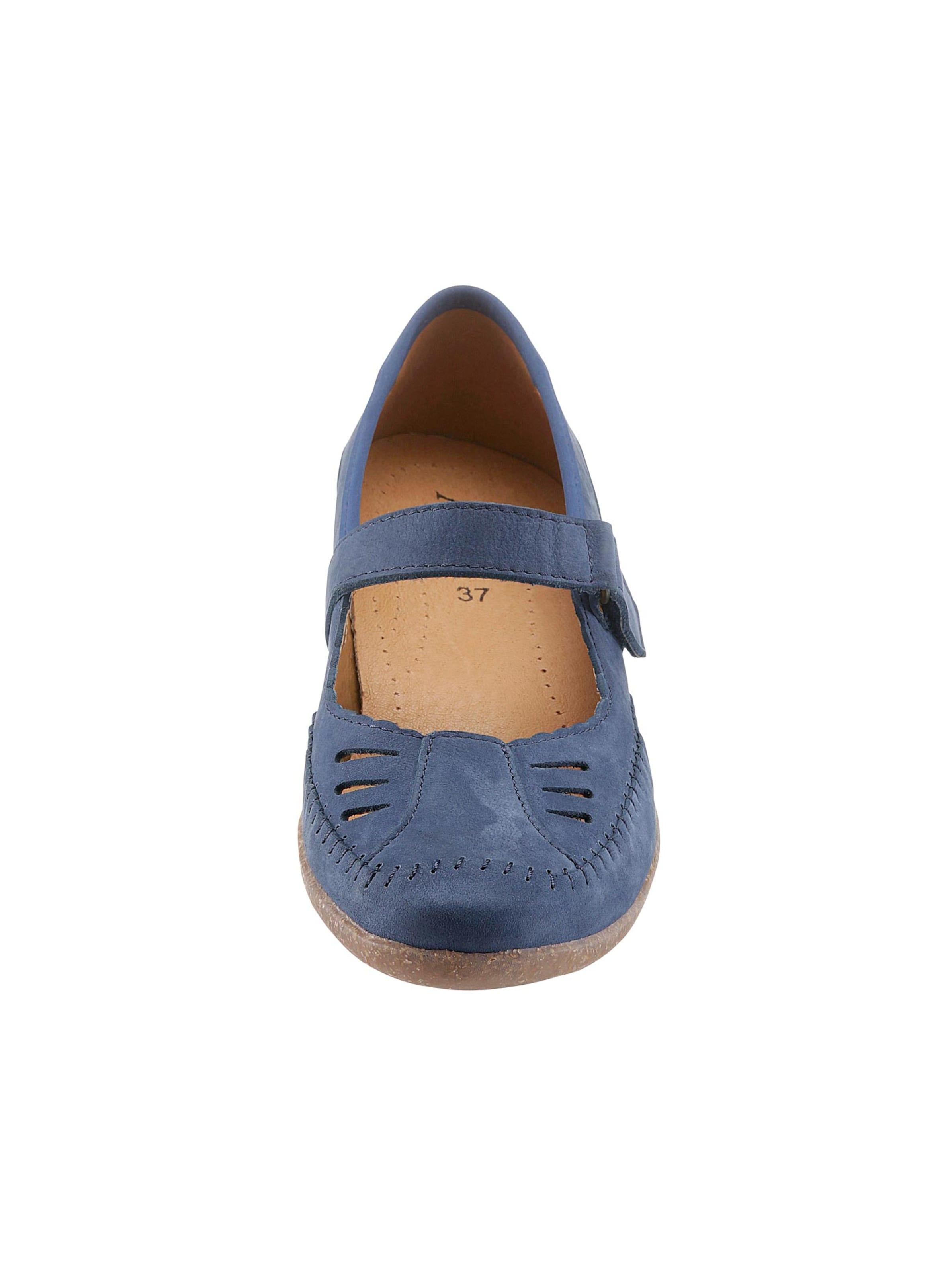aco - Damen Slipper blau