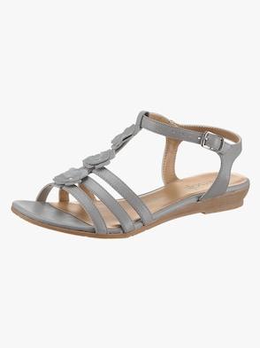 Sandale - grau