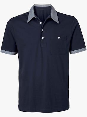 Polokošile - námořnická modrá