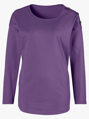Tričko - lila