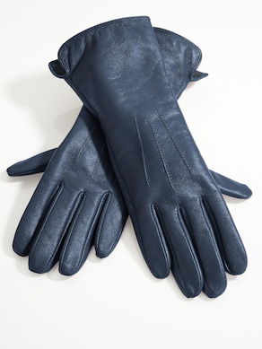 heine Handschuhe - marine