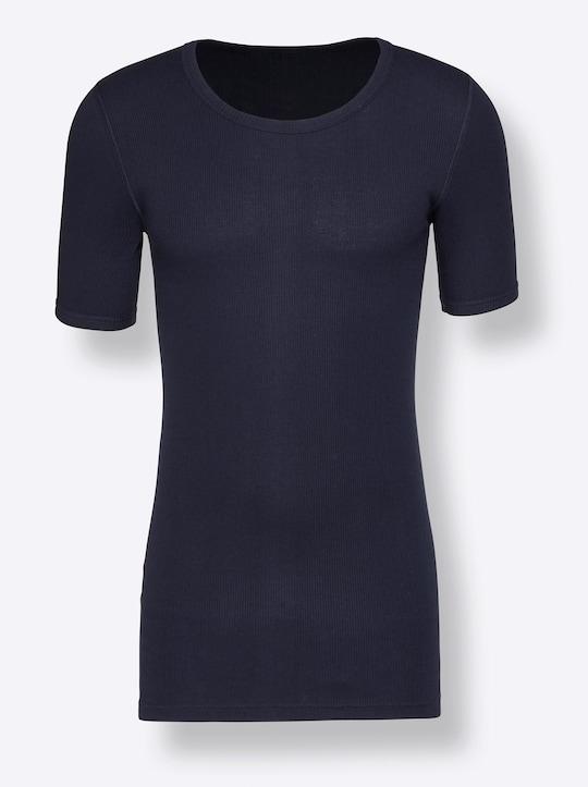 wäschepur Shirt - marine
